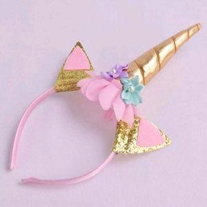 Accessories - Unicorn Headband Standard Size